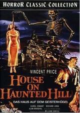 Das Haus auf dem Geisterhügel - Poster