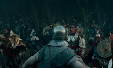 Barbaren, Barbaren - Staffel 1, Barbaren - Staffel 1 Episode 6 mit Laurence Rupp - Bild 2