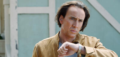 Nicolas Cage in Next