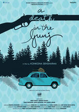 A Death in the Gunj - Poster