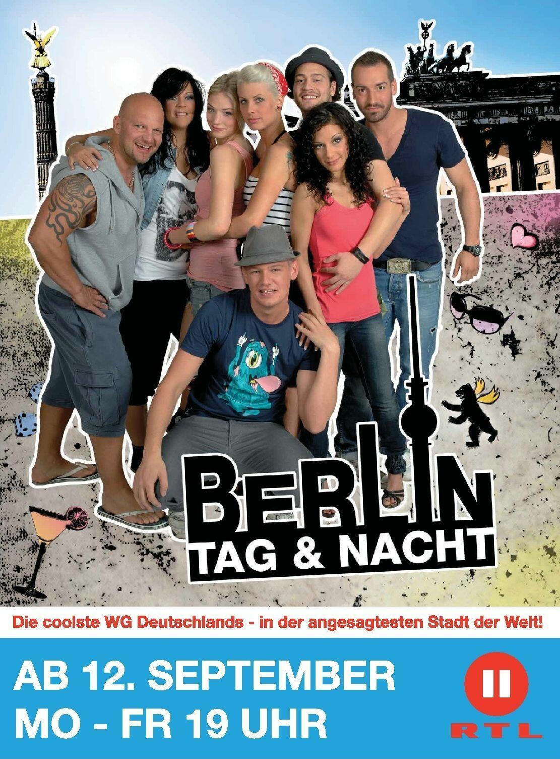 Berlin Tag Nacht Stream