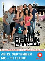 Berlin - Tag und Nacht - Poster
