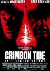 Crimson Tide - In tiefster Gefahr - Poster