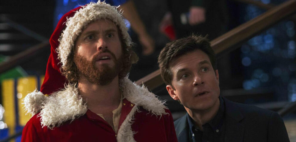 T.J. Miller und Jason Bateman in Office Christmas Party