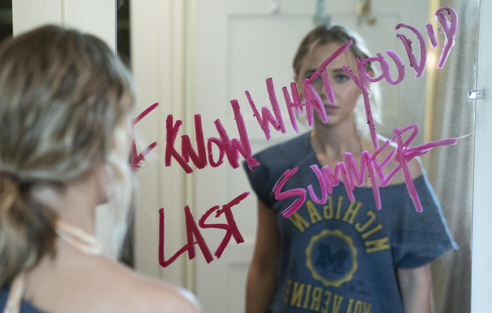 I Know What You Did Last Summer, I Know What You Did Last Summer - Staffel 1 mit Madison Iseman