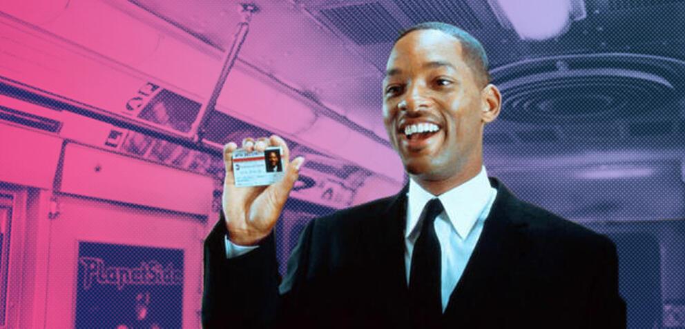 Old School: Will Smith als Man in Black