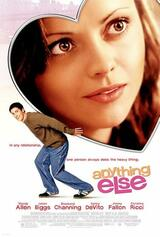 Anything Else - Poster