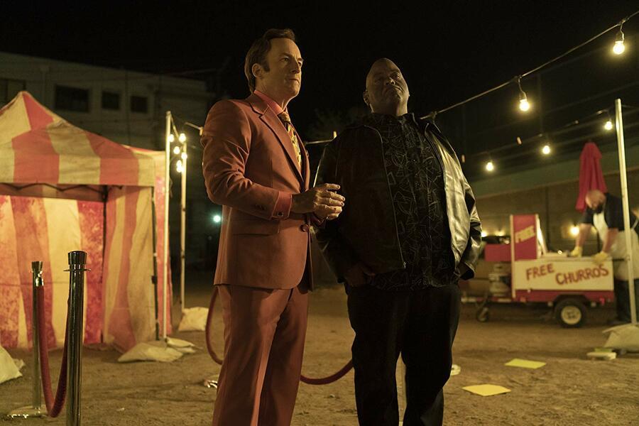 Better Call Saul - Staffel 5, Better Call Saul mit Bob Odenkirk und Lavell Crawford