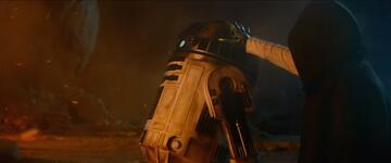 Luke zusammen mit R2-D2