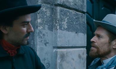 At Eternity's Gate mit Willem Dafoe und Oscar Isaac - Bild 12