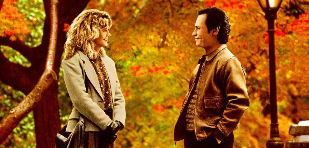 Eines der berühmtesten Filmpaare: Harry und Sally.