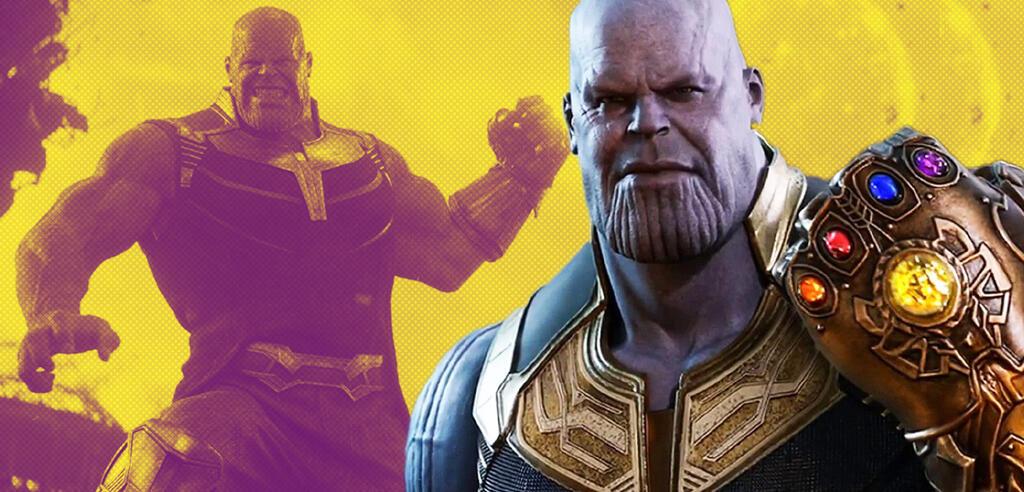 Der Avengers-Bösewicht Thanos