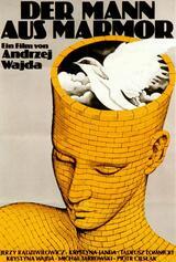 Der Mann aus Marmor - Poster