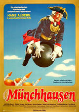 Münchhausen - Poster