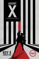 Agent X - Poster