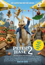 Peter Hase 2 Poster