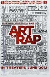 Something from Nothing: The Art of Rap - Poster