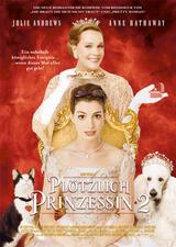 Plötzlich Prinzessin 2 - Poster