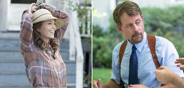 Diane Lane und Greg Kinnear