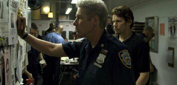 Bild zu:  Eddie (Richard Gere) und Sal (Ethan Hawke) gemeinsam auf dem Revier.