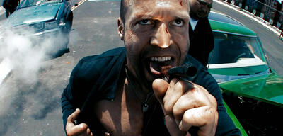 Jason Statham in Crank: High Voltage