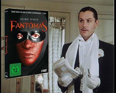 Gentlemanverbrecher Fantomas stellt sich vor