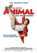 Animal - Das Tier im Manne - Poster