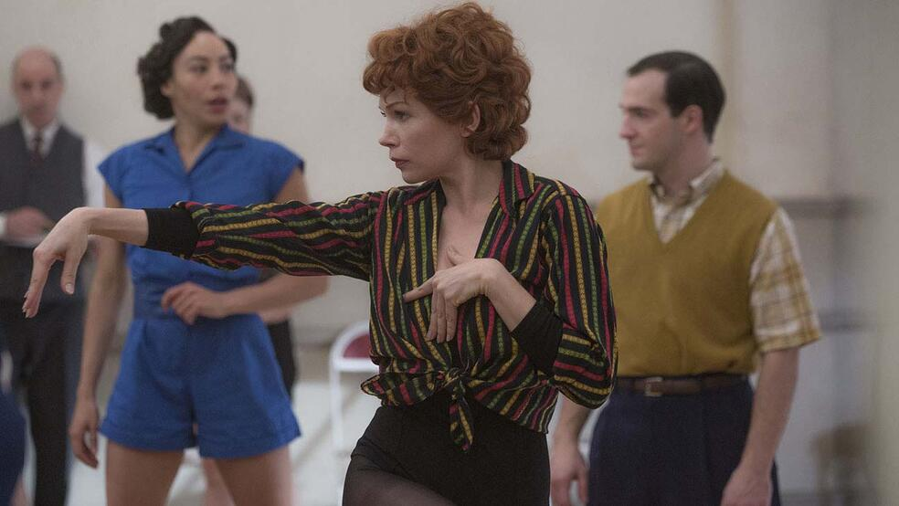 Fosse/Verdon, Fosse/Verdon - Staffel 1 mit Michelle Williams
