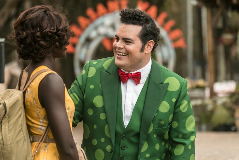 Little Monsters mit Lupita Nyong'o und Josh Gad