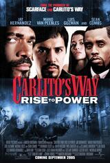 Carlito's Way - Weg zur Macht - Poster
