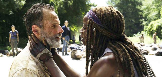 The Walking Dead: Rick und Michonne