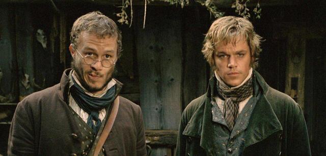 Szene ausThe Brothers Grimm