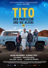 Tito, der Professor und die Aliens - Poster
