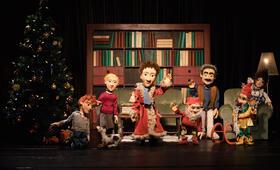 Augsburger Puppenkiste: Als der Weihnachtsmann vom Himmel fiel - Bild 2