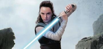 Rey in Die letzten Jedi