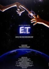 E.T. - Der Außerirdische - Poster