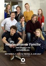 Neu in unserer Familie - Poster