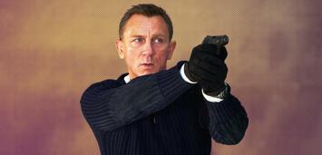 Bild zu:  James Bond-Darsteller Daniel Craig