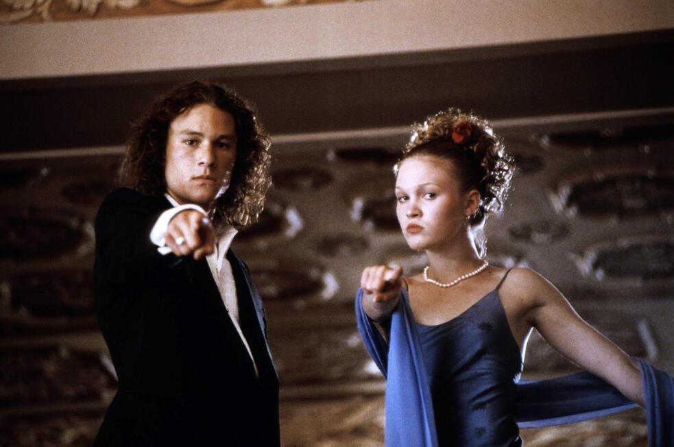 10 Dinge, die ich an Dir hasse mit Heath Ledger und Julia Stiles