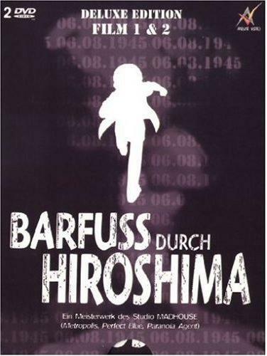 Barfuß durch Hiroshima 2