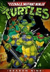 Teenage Mutant Hero Turtles - Staffel 9 - Poster