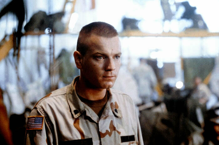 Black Hawk Down mit Ewan McGregor