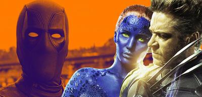 Deadpool und X-Men: Zukunft ist Vergangenheit