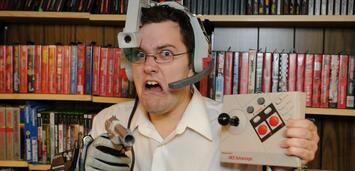 Bild zu:  Der Angry Video Game Nerd