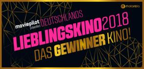 Das Kino Aurichist Deutschlands Lieblingskino 2018
