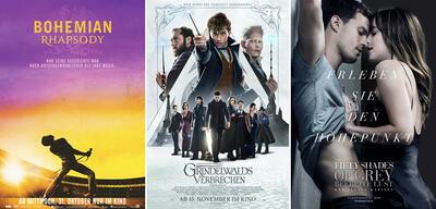 Die erfolgreichsten Filme in Deutschland