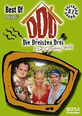Die dreisten Drei - Die Comedy WG - Poster