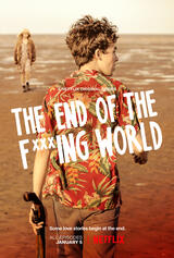 The End of the F***ing World - Staffel 1 - Poster