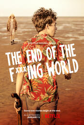 The End of the F***ing World - Poster