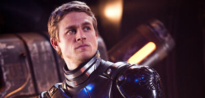 Charlie Hunnam in Pacific Rim